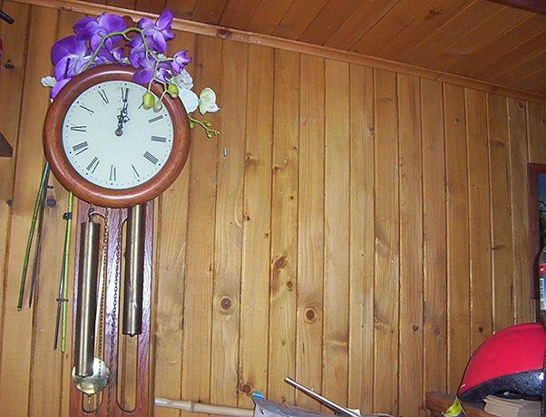 Piękny stary zabytkowy zegar