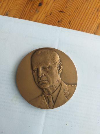 Medal z brązu
