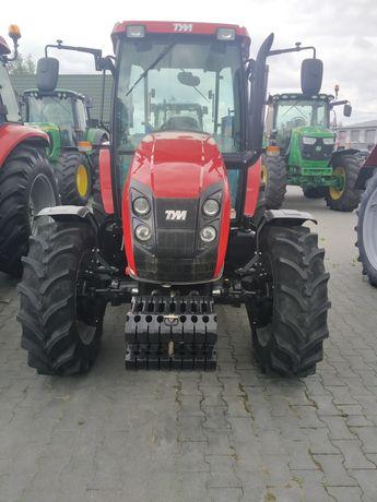 Ciągnik Rolniczy 75km Nowy 4x4 TYM 754 ładowacz czołowy Gratis