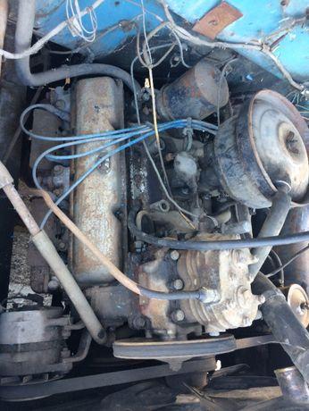 Разборка зил 130 ммз 4502 двигатель, кабина, кузов, кпп, редуктор...