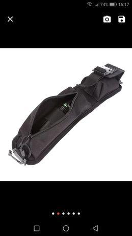 Acessório... Alça de mochila preta...