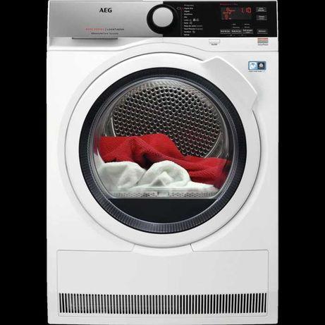 Máquina de secar roupa AEG T8DEE842