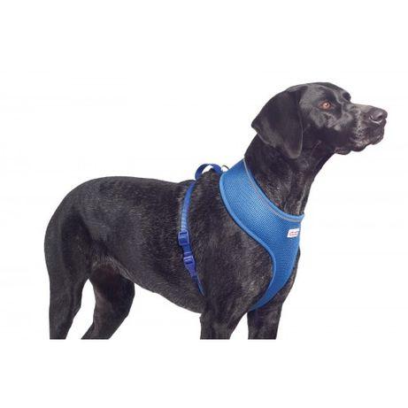 Miekkie wygodne szelki dla psa rozmiar Large 4 kolory