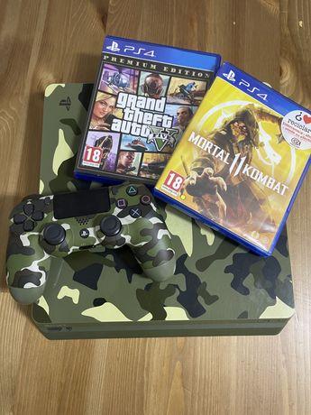 PS4 Edição Limitada