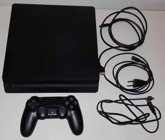 Playstation 4/Ps4 Slim de 1 TB + Comando Original + Cabos