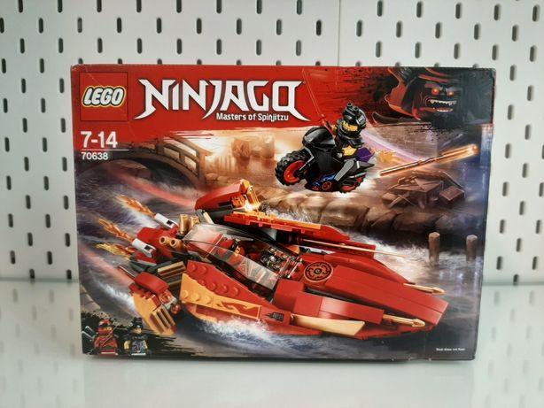LEGO Ninjago 70638 NOWY Katana V11 unikat