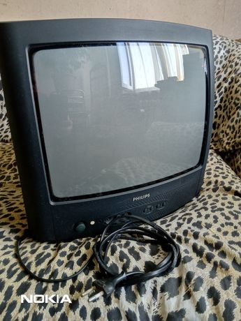 Цветной телевизор   Philips,14 дюймов