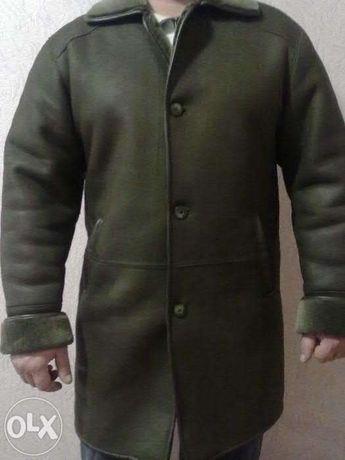 Мужские дублёнка и куртка.