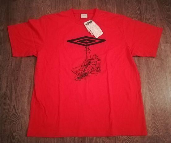 oryginalna koszulka męska Umbro roz. XXL - NOWA, UNIKAT!! OKAZJA!!