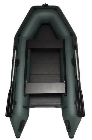 Лодка пвх надувная двухместная под мотор Grif boat GM-280