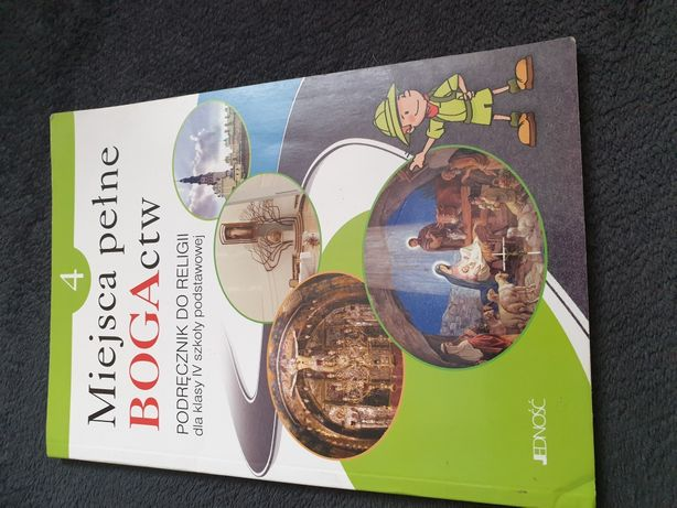 Podręcznik do Religii kl4