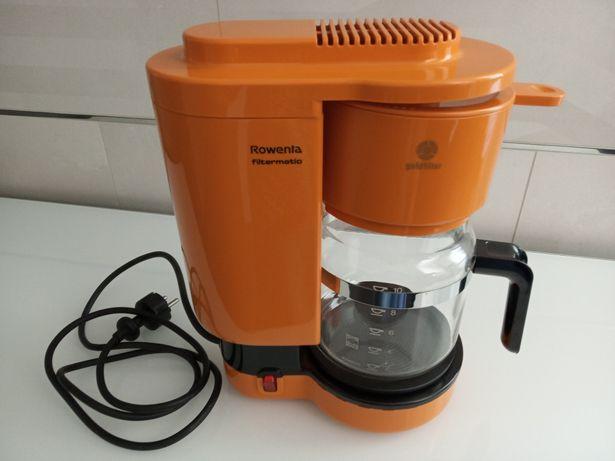 Máquina de café vintage.