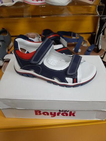 Bayrak ортопедические сандали для мальчиков Оригинал Кожа 31 р