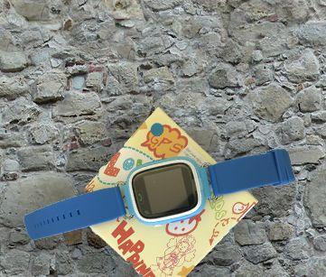 Детские умные смарт часы Q90 baby smart watch bluetooth