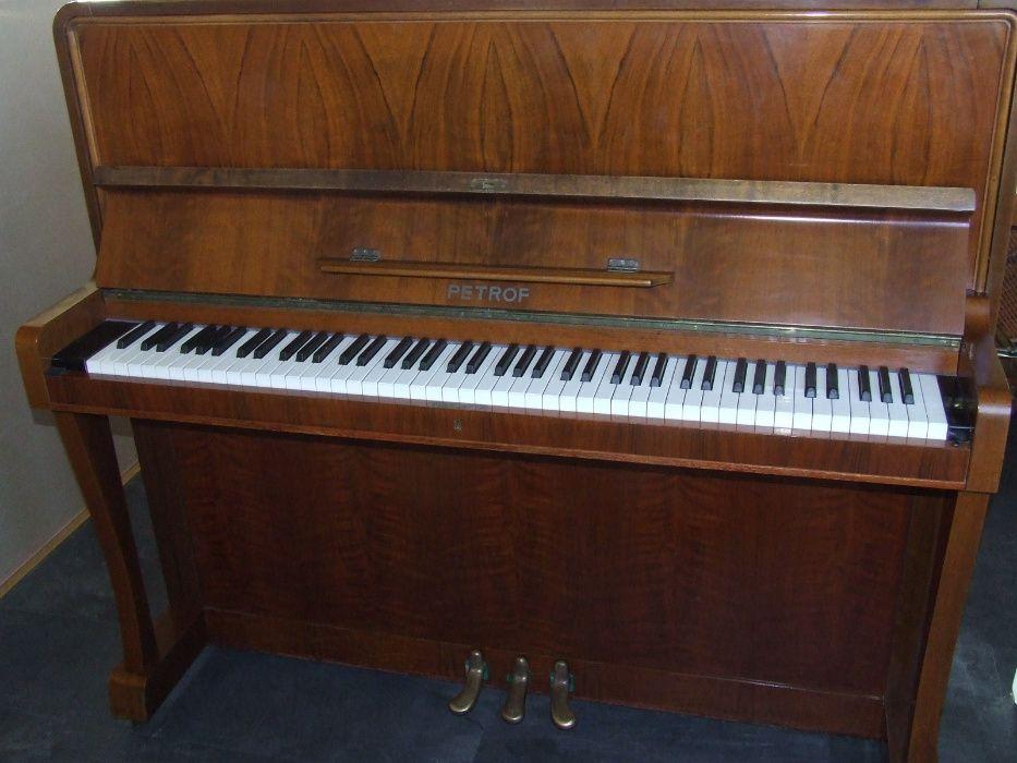 Pianino Petrof 127 cm wysok. centralna Polska Nieborów - image 1