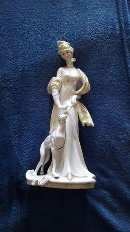 Figura porcelana europeia