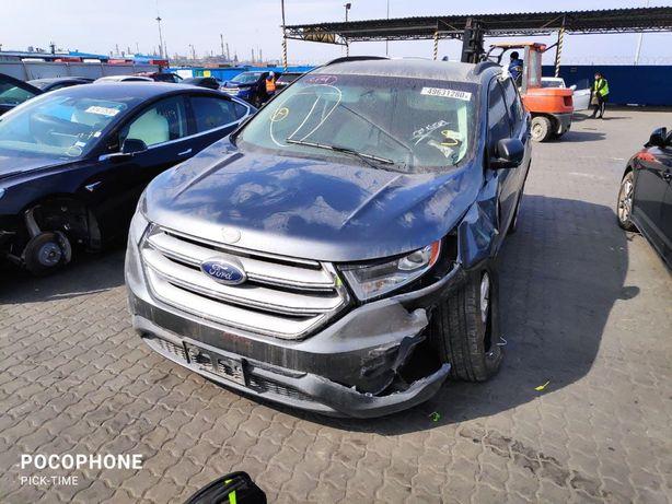 Разборка Ford Edge USA 3.5 запчасти форд идж едж TN9 четверть акпп дви