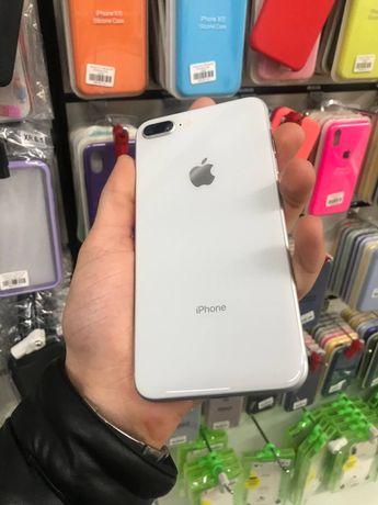 Apple iPhone 8 Plus 64GB Silver Neverlock /Оригинал/Также есть rsim/+