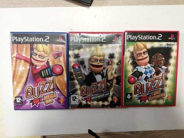 Jogos buzz ps2!!!!!