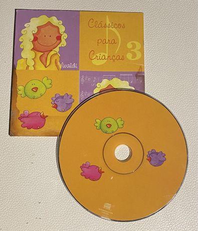 CD Clássicos para crianças