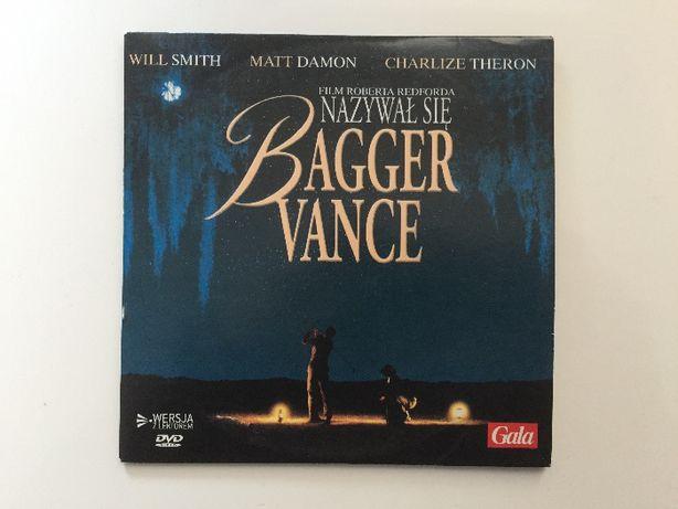 DVD Nazywał się Bagger Vance Sportowy W.Smith, M.Damon, Ch.Theron