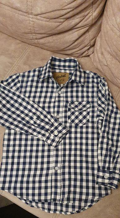 Koszula chlopieca Rebel Leszno - image 1