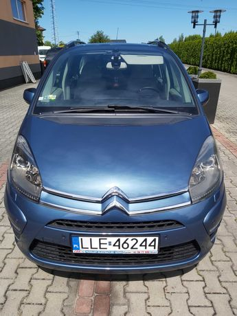 Citroen C4 Grand Picasso 7 osobowy, exclusive