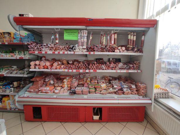 Холодильна Гірка (Регал) Індіана 2м БО Технохолод Холодильник
