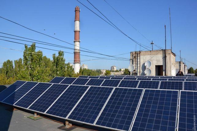 Солнечные панели(батареи)инвертор Risen,Leapton,Amerisolar,Longi,Trina