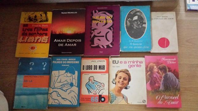 livros literatura portuguesa e estrangeira