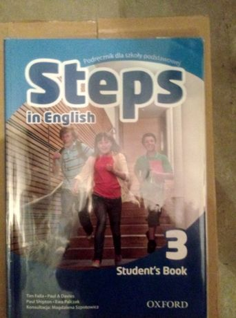 Steps in English 3