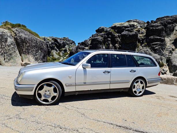 Mercedes w 210 E420 7 lugares