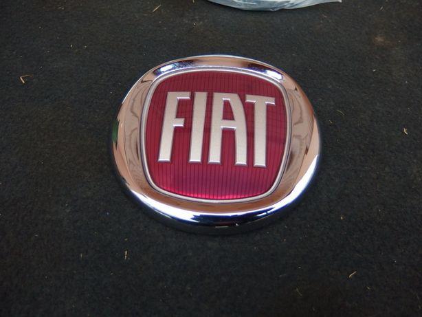Emblemat logo znaczek na maskę drzwi Fiat Ducato Doblo inne modele