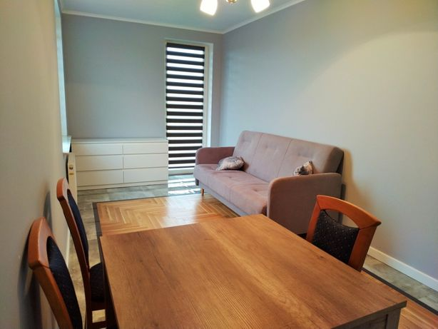 Wynajmę nowe, 2 pokojowe, mieszkanie z garażem w Grójcu