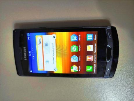 Смартфон телефон Samsung Wave II S8530