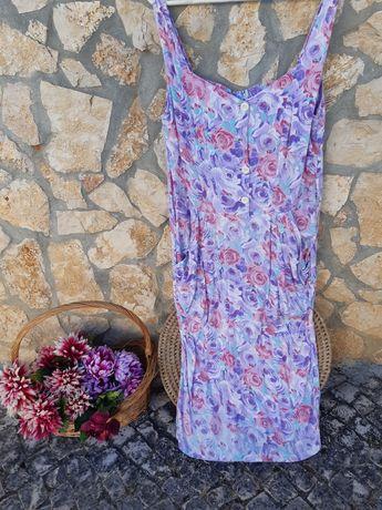 3 vestidos vintage anos 60 tamanho S/M