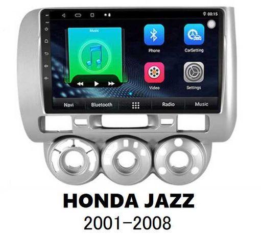 Radio samochodowe android nawigacja HONDA JAZZ stacja multimedialna
