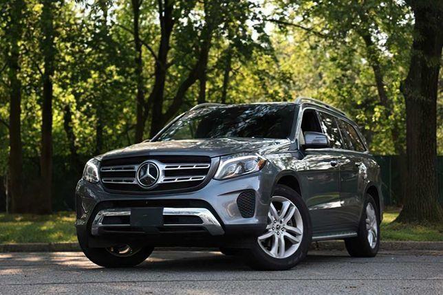 Mercedes-Benz GLS 450 2017