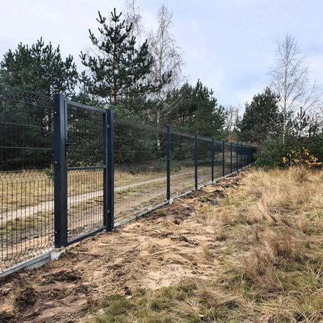 Ogrodzenia panelowe PRODUCENT montaż ogrodzeń