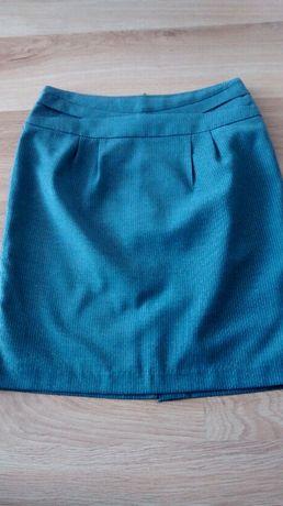 Szara ołówkowa spódnica ORSAY 36 S