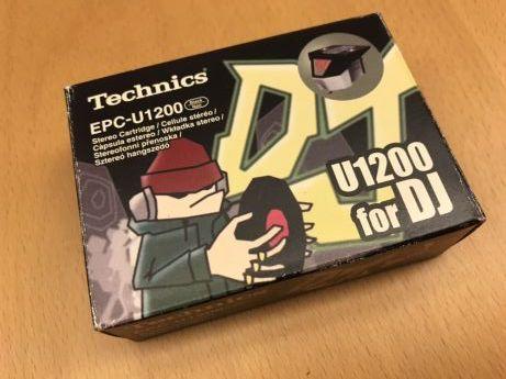 Technics EPC-U1200 - Novo
