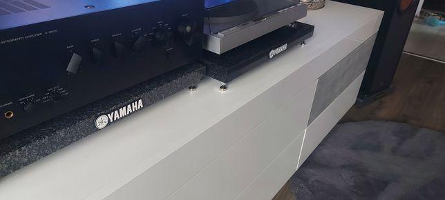 Granit impala dark 40x40x3 . Pod wzmacniacz , gramofon , audio