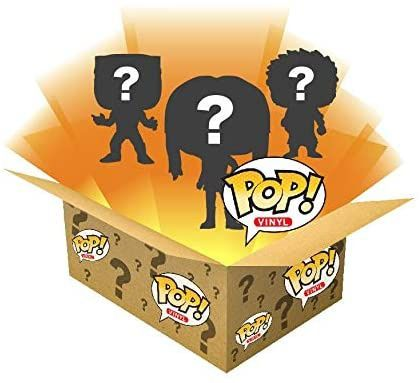 Funko pop figures mystery box - anime, DC, marvel