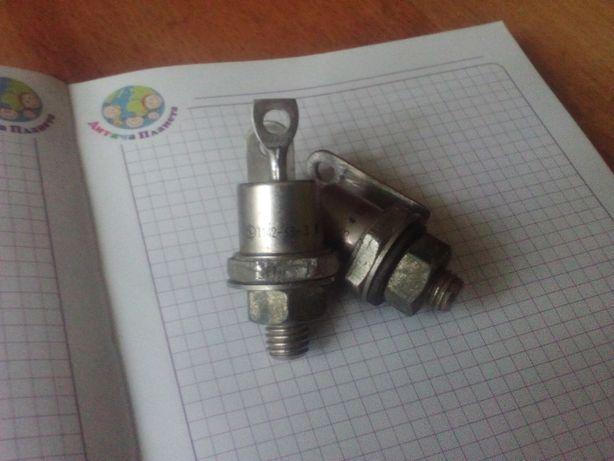 Тиристор силовой Т142-63-3 СССР