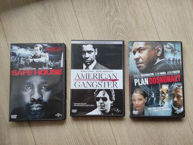 Film DVD plan doskonały Denzel Washington