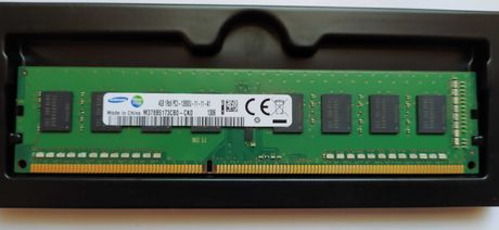 Оперативна пам'ять DDR3 4GB/1600 Samsung (M378B5273СB0-CK0)