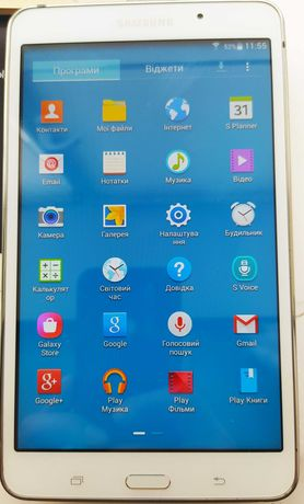 Samsung SM-T230, планшет