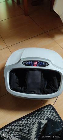 Massajador de pés elétrico
