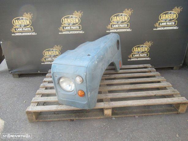 Land Rover série 3 guarda lamas esq completo