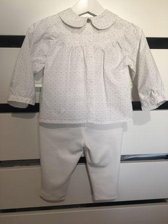 Conjunto calca e blusa Chicco